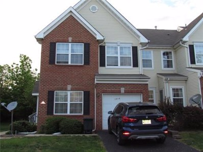 1515 Pisaniello Court UNIT 1215, South Plainfield, NJ 07080 - MLS#: 1825455