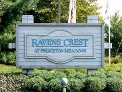711 Ravens Crest Drive UNIT 711, Plainsboro, NJ 08536 - MLS#: 1825756