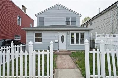 185 Grant Street, Perth Amboy, NJ 08861 - MLS#: 1826054