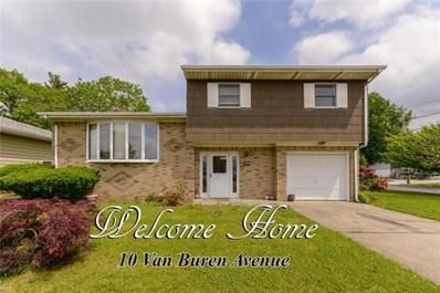 10 Van Buren Avenue, Carteret, NJ 07008 - MLS#: 1826377