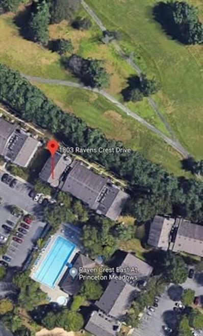 1803 Ravens Crest Drive UNIT 1803, Plainsboro, NJ 08536 - MLS#: 1826450