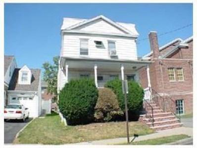 583 McKeon Street, Perth Amboy, NJ 08861 - MLS#: 1826612