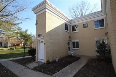 20 Lake Avenue UNIT 1A, East Brunswick, NJ 08816 - MLS#: 1826746