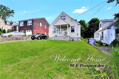 90 E Prospect Street, Woodbridge Proper, NJ 07095 - MLS#: 1827440