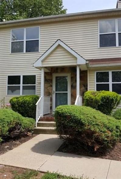 408 Keswick Drive UNIT 408, Piscataway, NJ 08854 - MLS#: 1828393