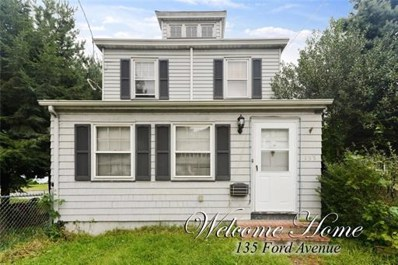 135 Ford Avenue, Fords, NJ 08863 - MLS#: 1900094
