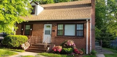 49 Safran Avenue, Edison, NJ 08837 - MLS#: 1900290