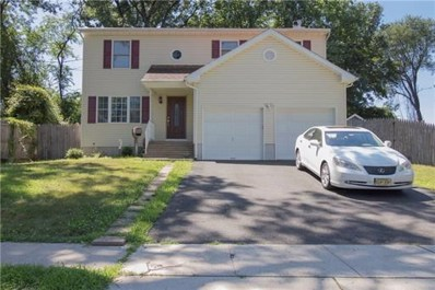 1721 Elk Street, Piscataway, NJ 08854 - MLS#: 1900459