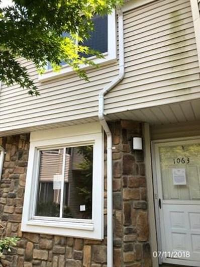 1063 Schmidt Lane UNIT 12263, North Brunswick, NJ 08902 - #: 1901735