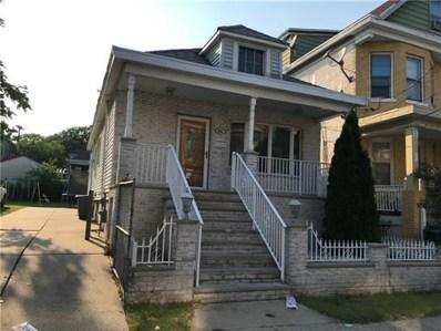 859 Hickory Street, Perth Amboy, NJ 08861 - MLS#: 1901837