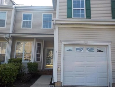 9 Woods Edge Court UNIT 105, Sayreville, NJ 08859 - MLS#: 1901885
