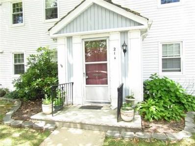 21-A Bradford Lane, Monroe, NJ 08831 - MLS#: 1902347