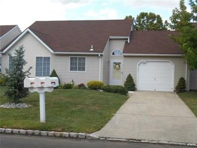 641B Madison Drive, Monroe, NJ 08831 - MLS#: 1902930