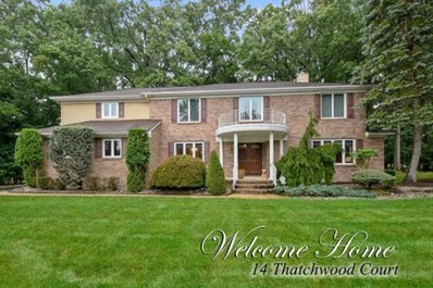 14 Thatchwood Court, North Brunswick, NJ 08902 - MLS#: 1903266