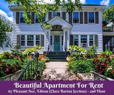 67 Pleasant Avenue, Edison, NJ 08837 - MLS#: 1903586
