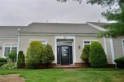 77D Winthrop Road, Monroe, NJ 08831 - MLS#: 1903995