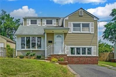 38 Robin Place, Sayreville, NJ 08859 - MLS#: 1904100