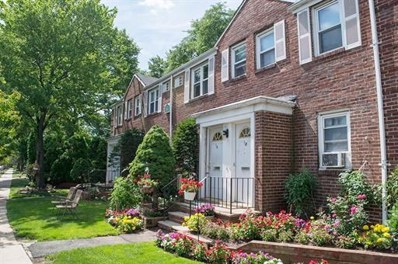 98 E Cliff Street UNIT 11, Somerville, NJ 08876 - MLS#: 1904227
