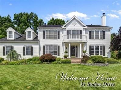 31 Bodine Drive, Cranbury, NJ 08512 - MLS#: 1904281