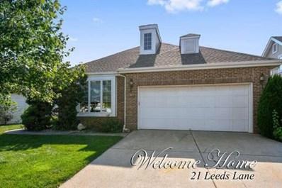21 Leeds Lane, Monroe, NJ 08831 - MLS#: 1904893