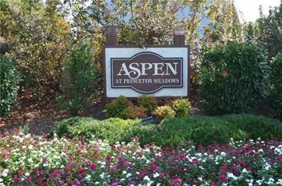 1801 Aspen Drive UNIT 1801, Plainsboro, NJ 08536 - MLS#: 1905226