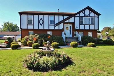 22 Oloughlin Drive, South Plainfield, NJ 07080 - MLS#: 1905300