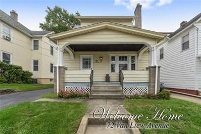 72 Van Liew Avenue, Milltown, NJ 08850 - MLS#: 1905370