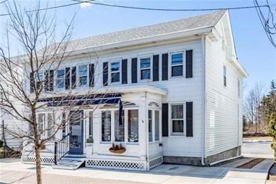 39 N Main Street, Cranbury, NJ 08512 - MLS#: 1905442