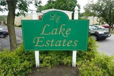 21 Lake Avenue UNIT 1A, East Brunswick, NJ 08816 - MLS#: 1905549