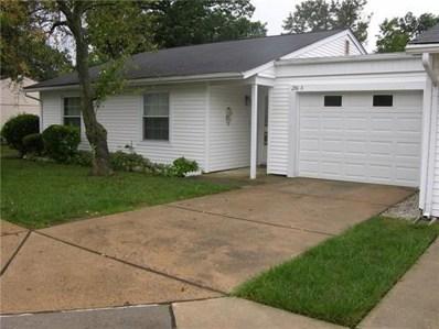 286A Tabor Road, Monroe, NJ 08831 - MLS#: 1905964