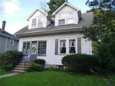 60 Pleasant Place, Metuchen, NJ 08840 - MLS#: 1907483