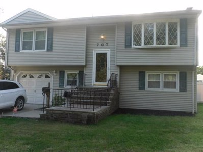 707 Chalet Drive, Woodbridge Proper, NJ 07095 - MLS#: 1907567