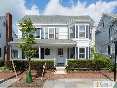 37 N Main Street, Cranbury, NJ 08512 - MLS#: 1907821