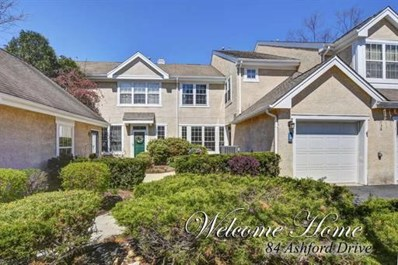 84 Ashford Drive, Plainsboro, NJ 08536 - MLS#: 1907934