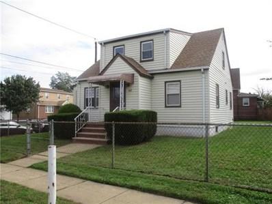 60 Hayward Street, Carteret, NJ 07008 - MLS#: 1907958