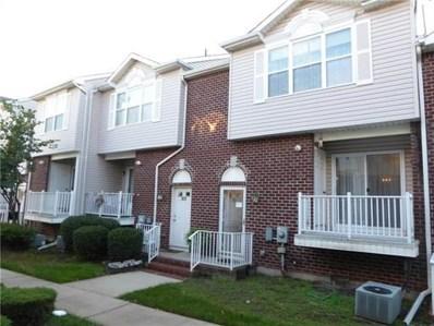 442 Great Beds Court UNIT 442, Perth Amboy, NJ 08861 - MLS#: 1909783
