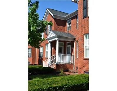 638 Middlesex Avenue UNIT 638, Metuchen, NJ 08840 - MLS#: 1909828