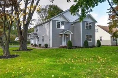 1520 Central Avenue, South Plainfield, NJ 07080 - MLS#: 1910010