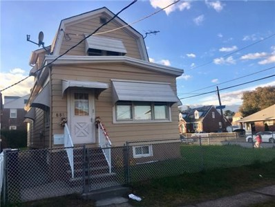 685 Penn Street, Perth Amboy, NJ 08861 - MLS#: 1910080