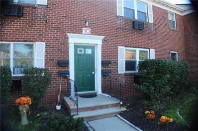 289 Main Street UNIT 10C, Spotswood, NJ 08884 - MLS#: 1910189