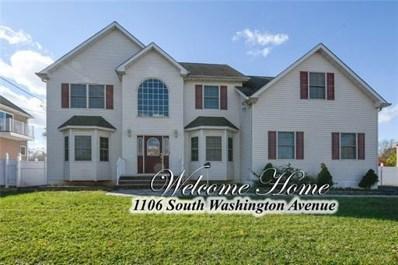 1106 S Washington Avenue, Piscataway, NJ 08854 - MLS#: 1910494