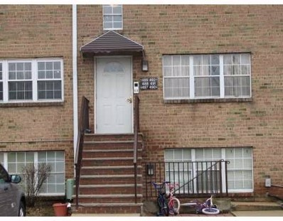 491 College Drive UNIT 491, Edison, NJ 08817 - MLS#: 1910669