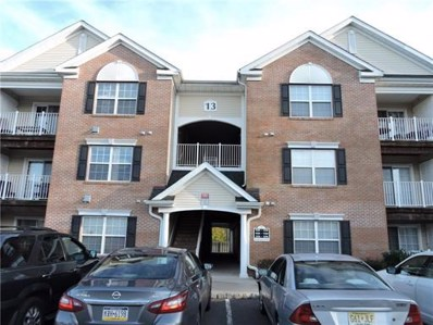 1335 Fernwood Court UNIT 1335, New Brunswick, NJ 08901 - MLS#: 1911115