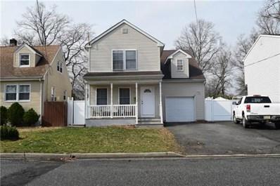 521 Jansen Street, Avenel, NJ 07001 - MLS#: 1911803