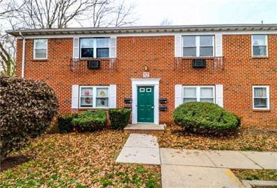 289 Main Street UNIT 12B, Spotswood, NJ 08884 - MLS#: 1911862