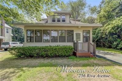 256 Riva Avenue, East Brunswick, NJ 08850 - MLS#: 1912916