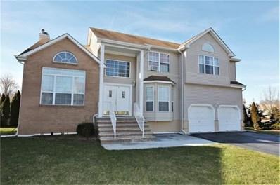 5 Setter Place, South Brunswick, NJ 08824 - MLS#: 1913381