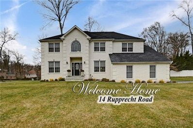 14 Rupprecht Road, North Brunswick, NJ 08902 - #: 1913735