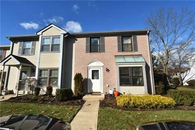 16 Lyon Lane UNIT 168, Franklin, NJ 08823 - MLS#: 1913774