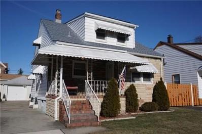 43 Harris Street, Carteret, NJ 07008 - MLS#: 1913939